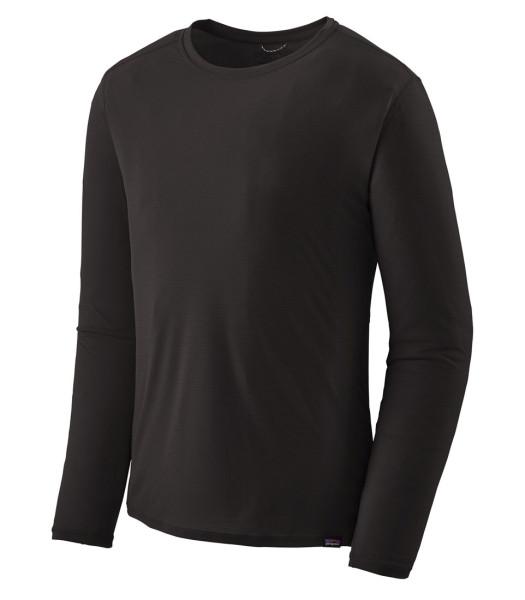 Patagonia L/S Cap Cool Lightweight Shirt BLK