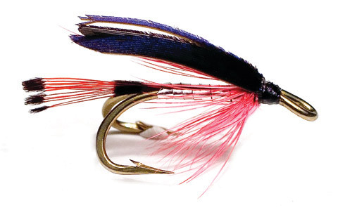 Bloody Butcher Wet Flies Top Quality Flies Choice of Qty /& Size Sea Trout Flies