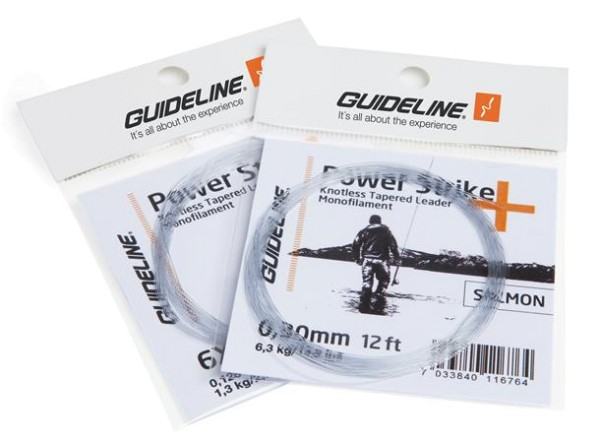 Guideline Power Strike Trout - Tapered Leader 9 and 12 ft