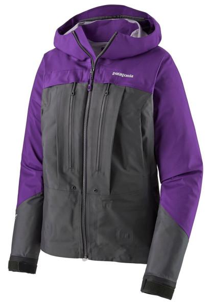 Patagonia Womens River Salt Jacket PUR Purple (PUR)