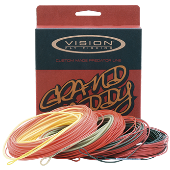 Vision Grand Daddy Fly Line
