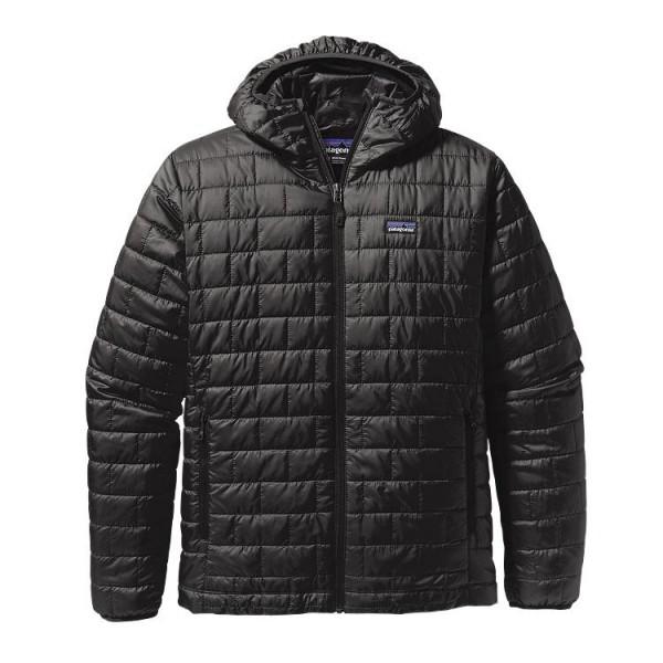 Patagonia Nano Puff Hoody PrimaLoft Jacket BLK black (BLK)