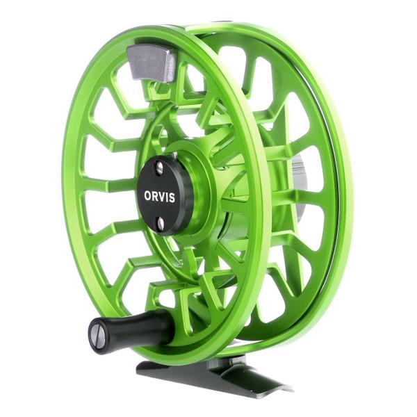 Orvis Hydros Fly Reel matte green