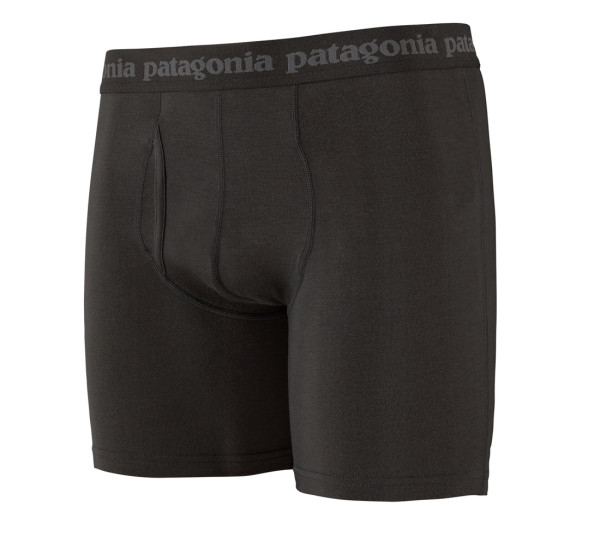 Patagonia Essential Boxer Briefs 6 in. Boxer Shorts BLK
