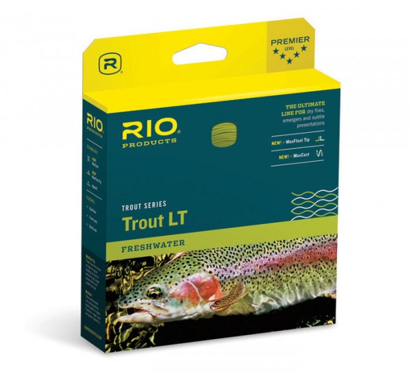 Rio Trout LT DT Fly Line