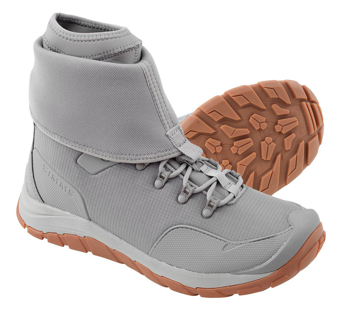 Simms Intruder Salt Boot Boulder Wading Boots Clothing