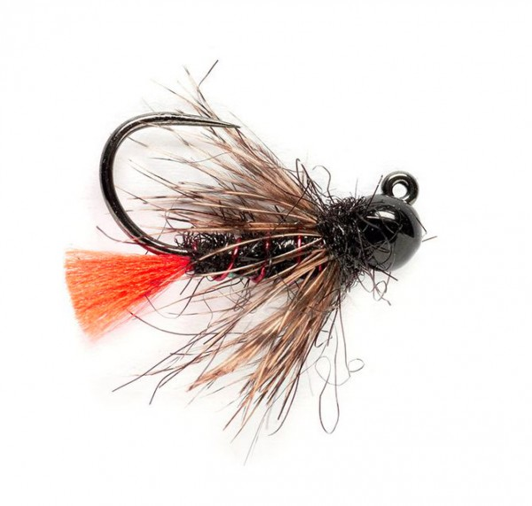 Fulling Mill Nymph - Tungsten KG Flashback Red Tag Jig Barbless