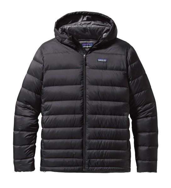 Patagonia Hi-Loft Down Hoody Jacket BLK Black (BLK)