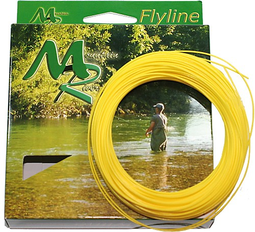 Mountain River WF Fly Line