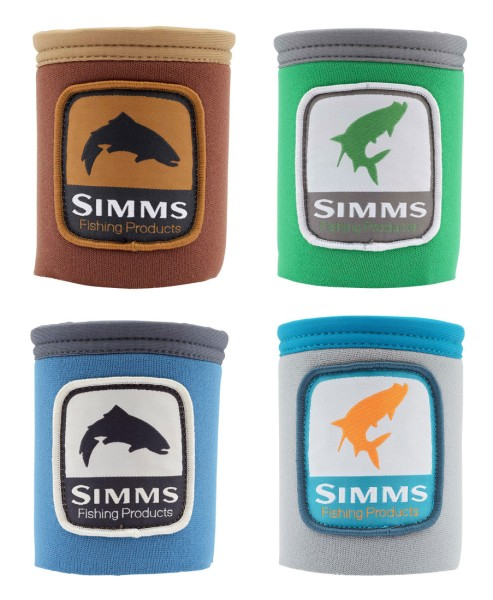 Simms Wading Koozy Can Holder various Designs