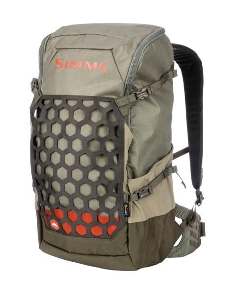 Simms Flyweight Backpack 30l tan