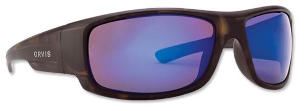 Orvis Firehole Fishing Sunglasses tortoise (brown lense / blue mirror)