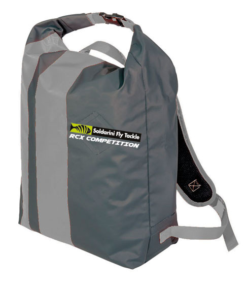 Soldarini Fly Tackle RCX 100% Waterproof Backpack