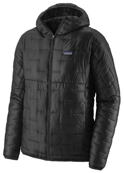Patagonia Micro Puff Hoody Jacket BLK