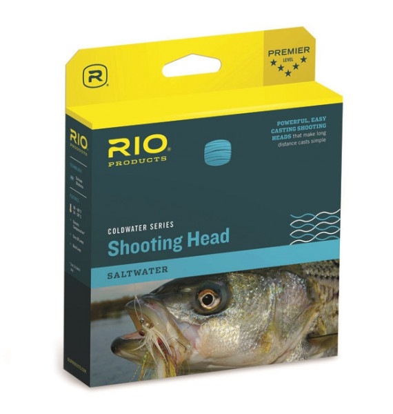Rio Outbound Short Shooting Head floating