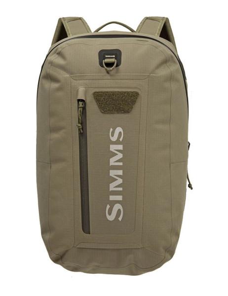 Simms Dry Creek Z Backpack 35l tan