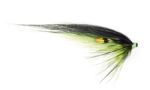 Frödin Flies Tube Fly Micro Series - Black Green Helmet