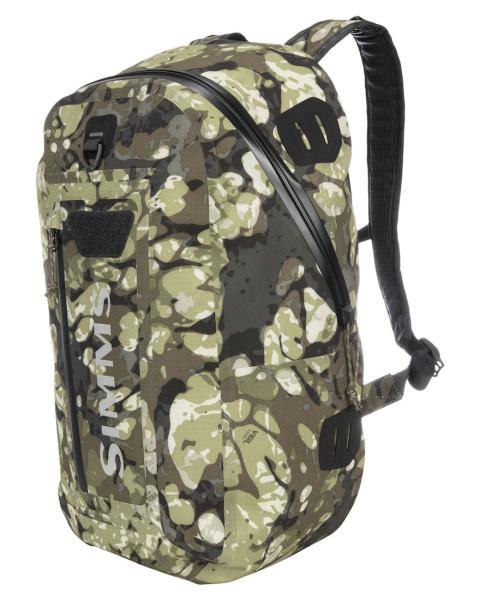 Simms Dry Creek Z Backpack 35l riparian camo