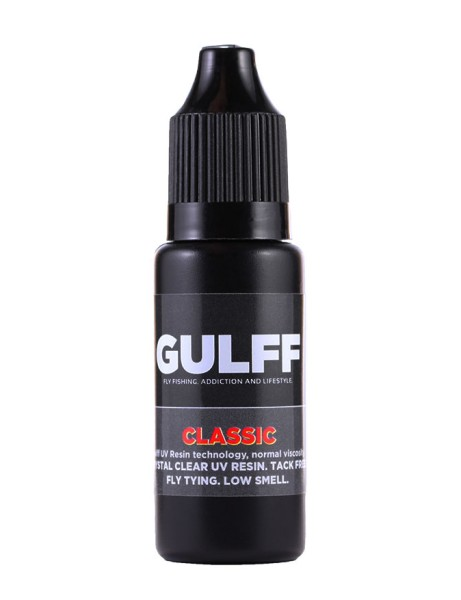 Gulff Clear UV Resin Classic 15ml
