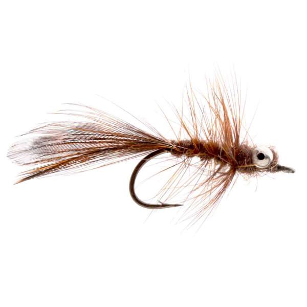Kami Flies Sea Trout Fly - Rusty Magnus