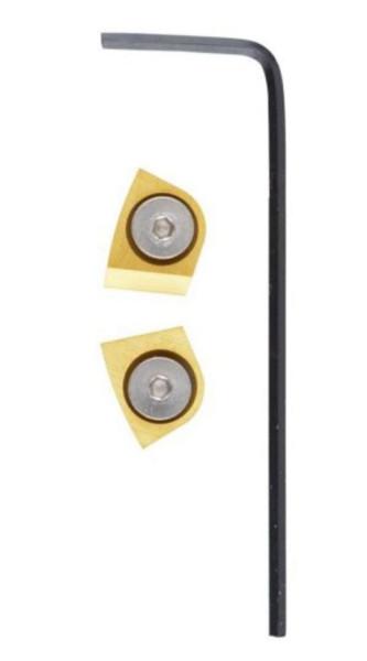 Simms Guide Plier Repalcement Cutter Tungsten Carbide Ersatzschneiden