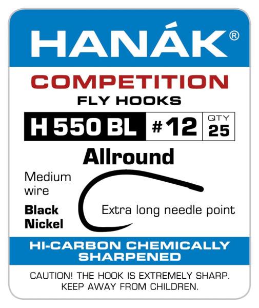 Hanak H 550 BL Allround Hook