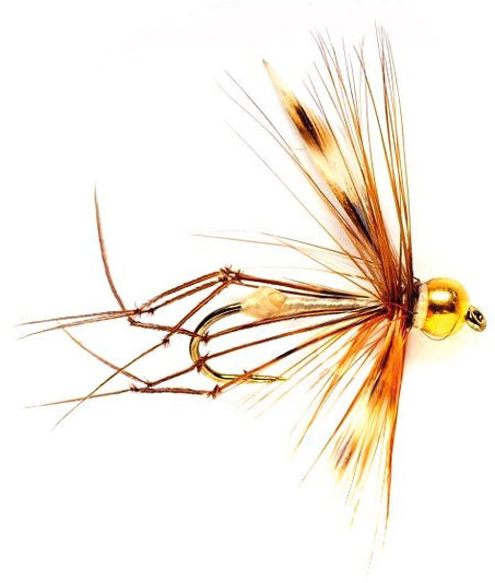 Fulling Mill Nymph - Daddy (Gold Nugget)