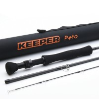 Vision Keeper Peto Single-Handed Fly Rod for Pike