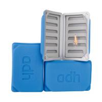 adh-fishing Foam Fly Box Medium Ultralight blue