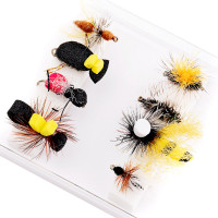 Dry Fly Terrestrials Kit Fly Selection