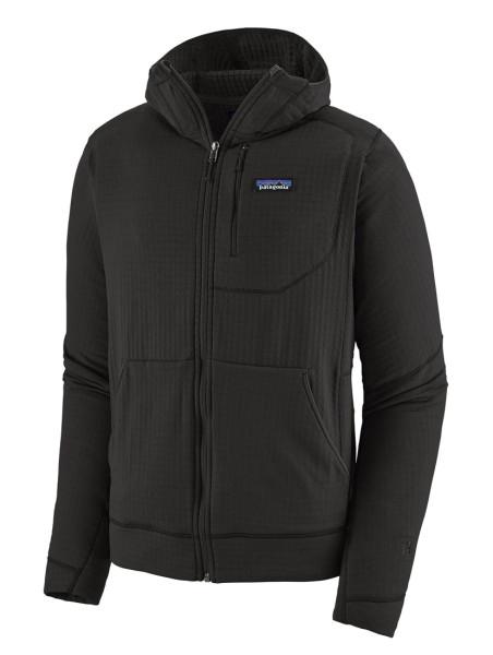 Patagonia R1 Full-Zip Hoody Pullover BLK