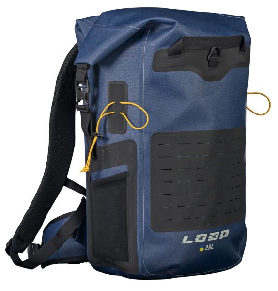 Loop Dry Backpack 25L Roll-Top petrol
