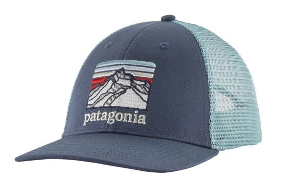 Patagonia Line Logo Ridge LoPro Trucker Hat DLMB