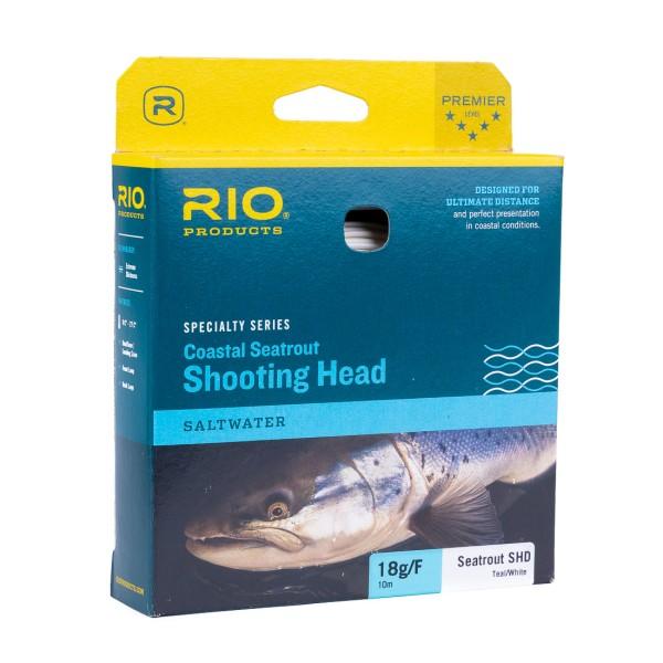Rio Coastal Seatrout SHD Shooting Head Floating