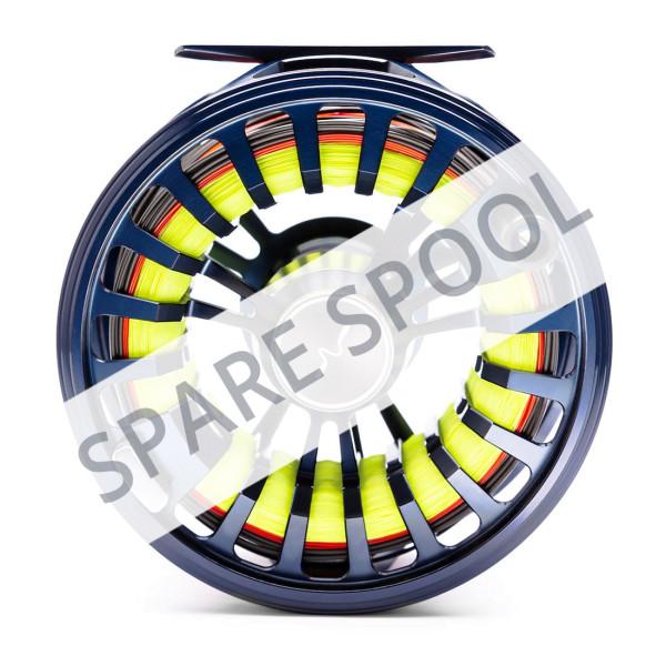 Guideline Halo Spare Spool dark grey sapphire blue
