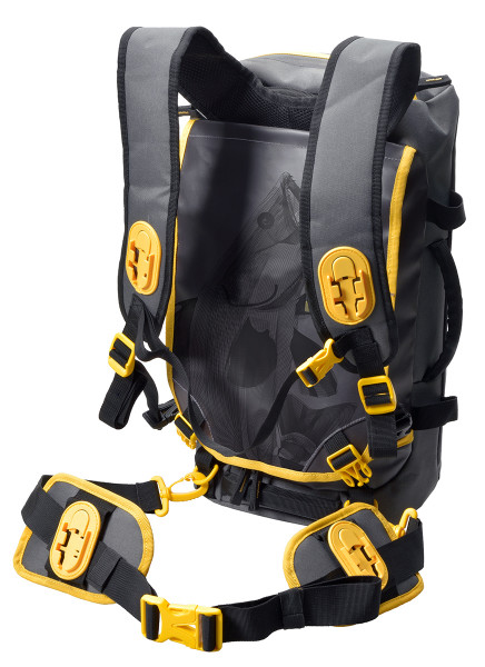 Sportex Duffelbag Solo with Backpack Function