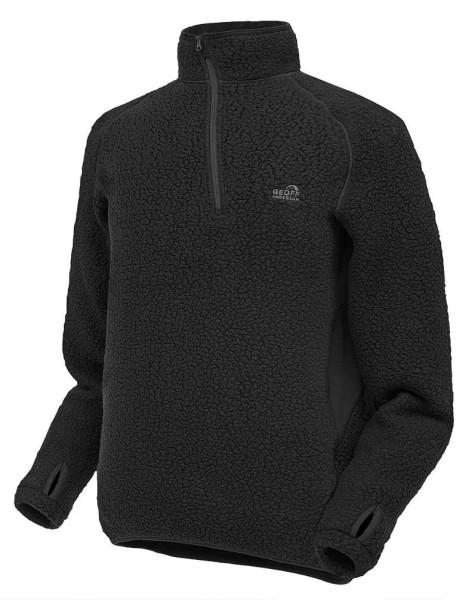 Geoff Anderson Thermal 3 Top Pullover Polartec Fleece black