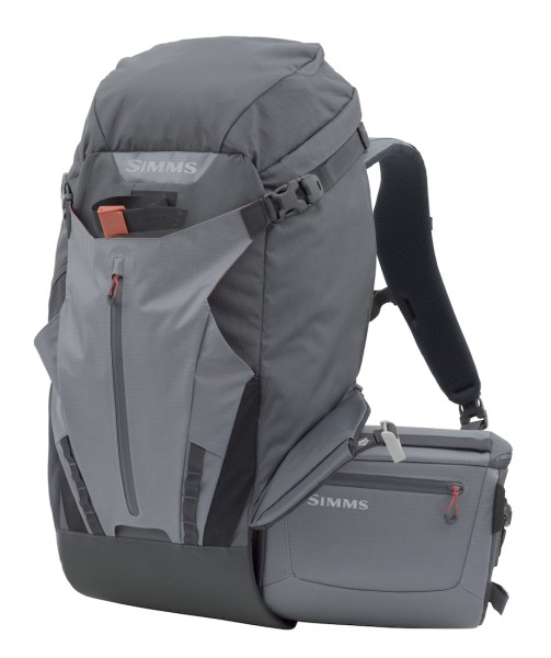 Simms G4 Shift Backpack slate