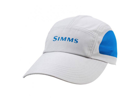 Simms Microfiber Long Bill Cap