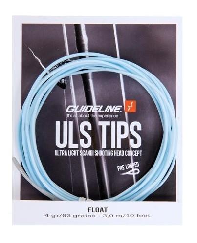 Guideline ULS Tip – Ultralight Scandi Tips