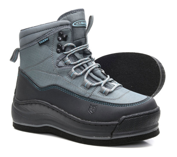 Vision Tossu 2.0 Wading Boot with Felt Sole