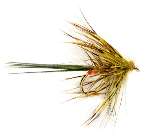 Fulling Mill Dry Fly - McPhail Wet May