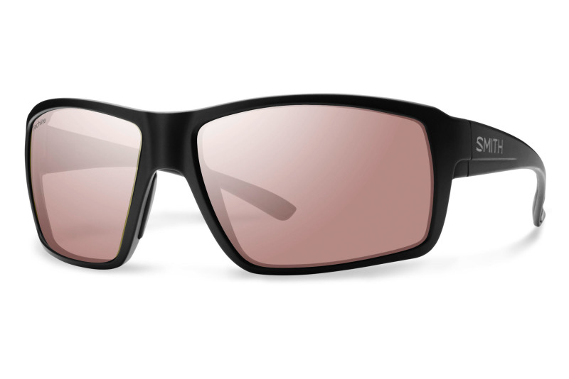 1f2579cadc Smith Optics Polarchromic Glasses Colson CP (ChromaPop) Matte Black (Polarchromic  Ignitor)