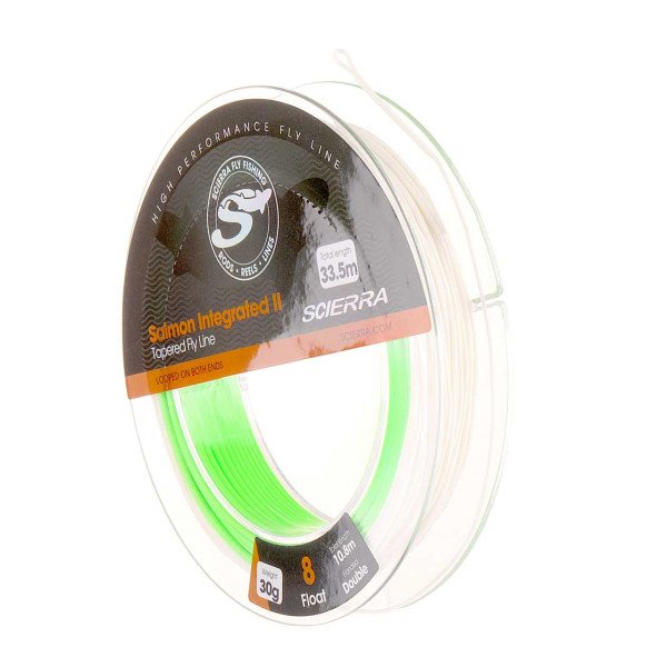 Scierra Salmon Integrated II DH Fly Line Floating