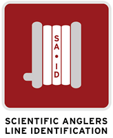 Scientific Anglers Line Identification