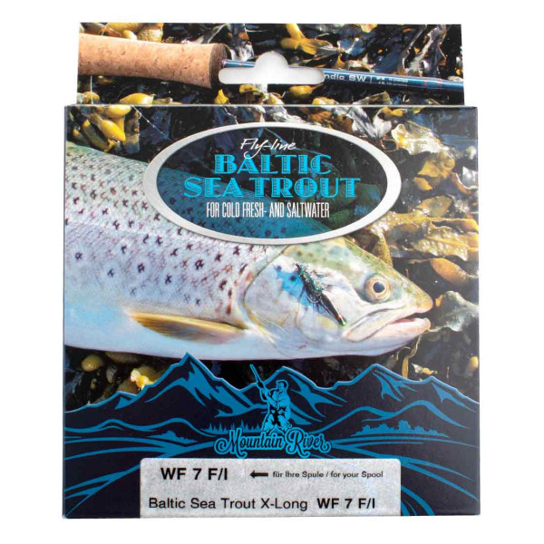 Mountain River Baltic Seatrout 2.0 X-Long Fly Line Floating/Intermediate